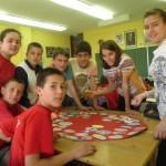 Рад на паноу за Васкрс - Руски језик
